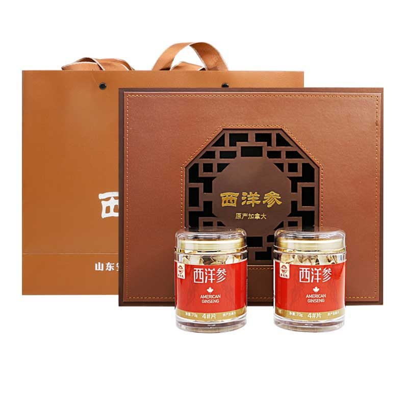 西洋参高档综合礼盒¥688